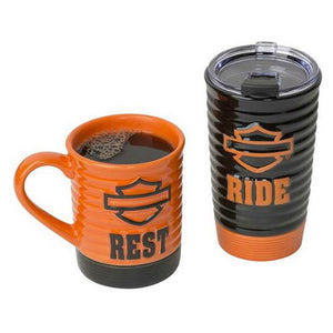 Ride & Rest Travel Coffee Mug HDL-18611
