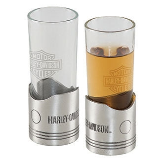 Piston Shot Glass Set