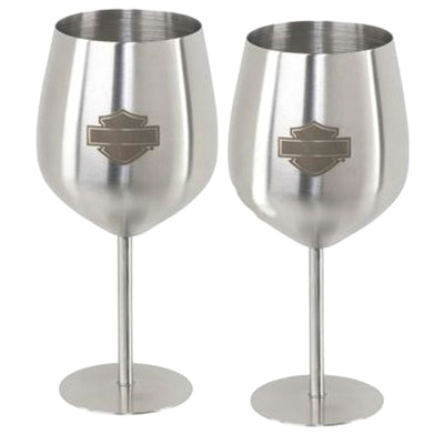 Stainless Steel Wine Glass Set HDL-18788