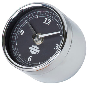 Speedometer Chrome Plated Desk Clock HDL-20119