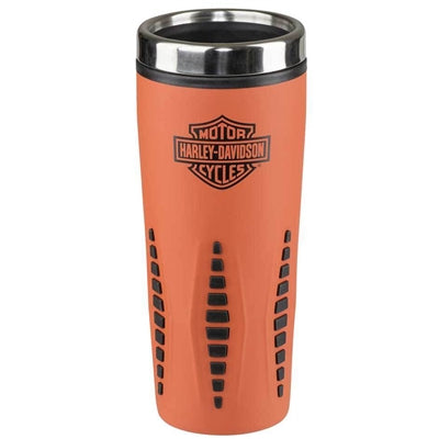 Core B&S Orange Stainless Steel Travel Mug