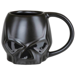Core Sculpted Skull Coffee Mug HDX-98616