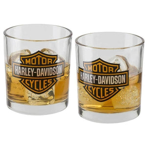 Core Bar & Shield Double Old Fashioned Set HDX-98707