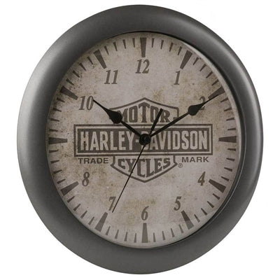 Core Trademark B&S logo Clock HDX-99105