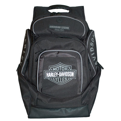 Deluxe Gray B&S Backpack
