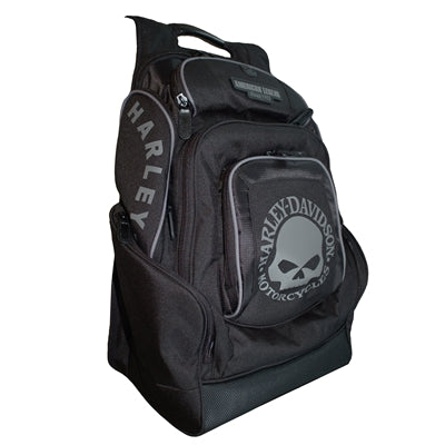 Deluxe Skull Backpack