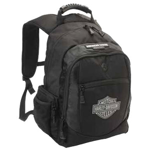 Classic Gray B&S Backpack