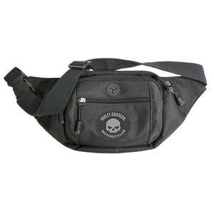 Harley-Davidson Willie G Skull Waist Pack BP2252S