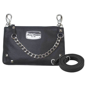 Women's Chain Gang Leather Hip Bag CG2364L