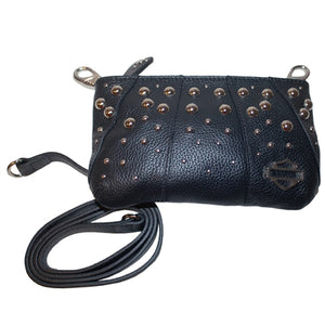 Rider Black Hip Bag