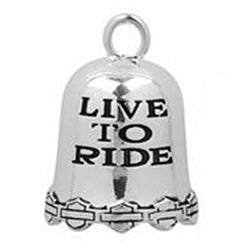 """Live to Ride"" Ride Bell"