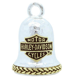 Hammered B&S Ride Bell HRB080