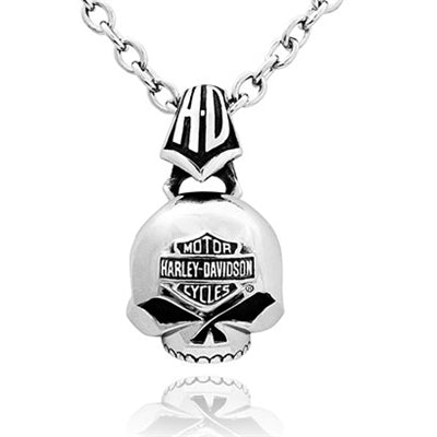 H-D Skull Necklace