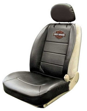 Bar & Shield Sideless Seat Cover