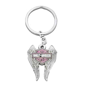 Pink Wings Keychain 8009694