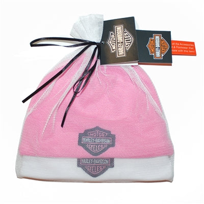 Infant Girl's Hat Gift Bag