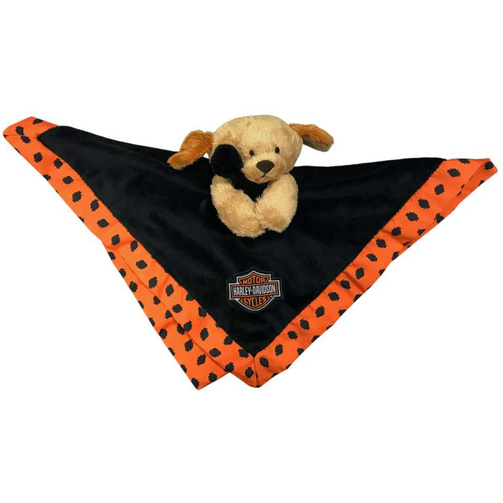 """Cuddles"" Plush Blanket Pup 9950831"