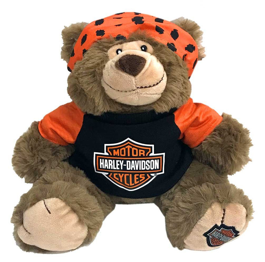 """Big Ed"" Huggy Stuffed Plush Bear 9950849"