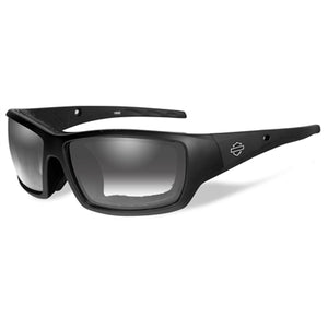 Shadow Light Adjusting Smoke Grey Lenses / Matte Black Frame