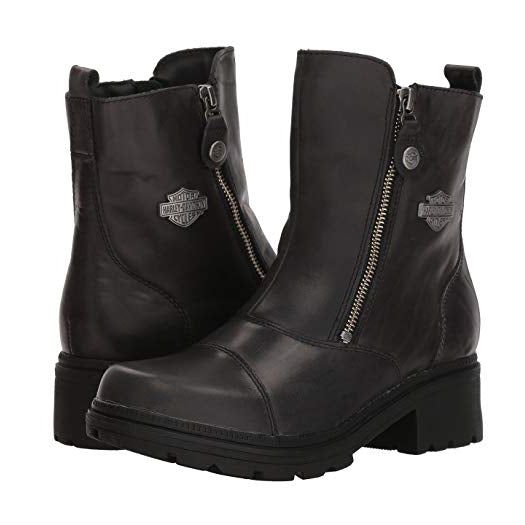 Ladies Harley-Davidson Amherst Boot - D84236