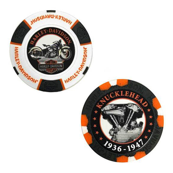 Limited Edition Series 4 Poker Chips Pack,Black & White 6704