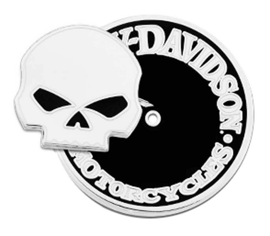Harley-Davidson 2 Piece Willie G Skull Pin 8008918