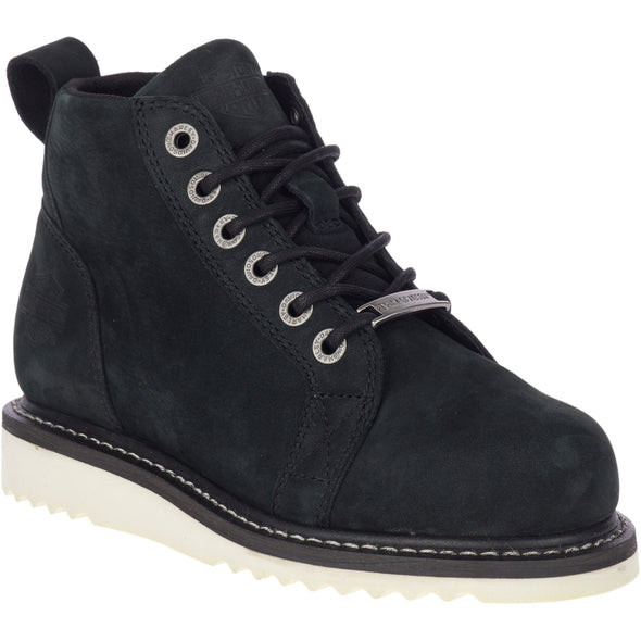 Women's Glenora Black Sneakers D84612