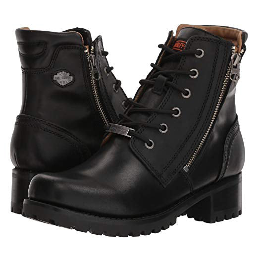 Ladies Harley-Davidson Asher Boot - D84250