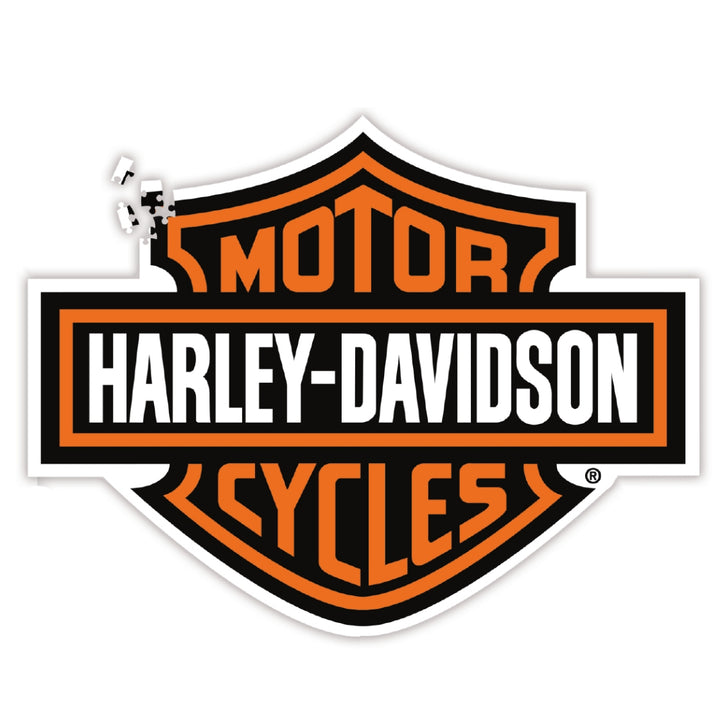 Harley-Davidson Bar & Shield Shaped Puzzle DW6066