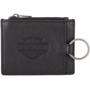 Men's Bar & Shield Enzo Slim Wallet w/ RFID HDMWA11524