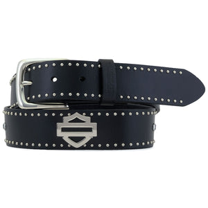 Ladies Speed Queen Leather Belt HDWBT11713