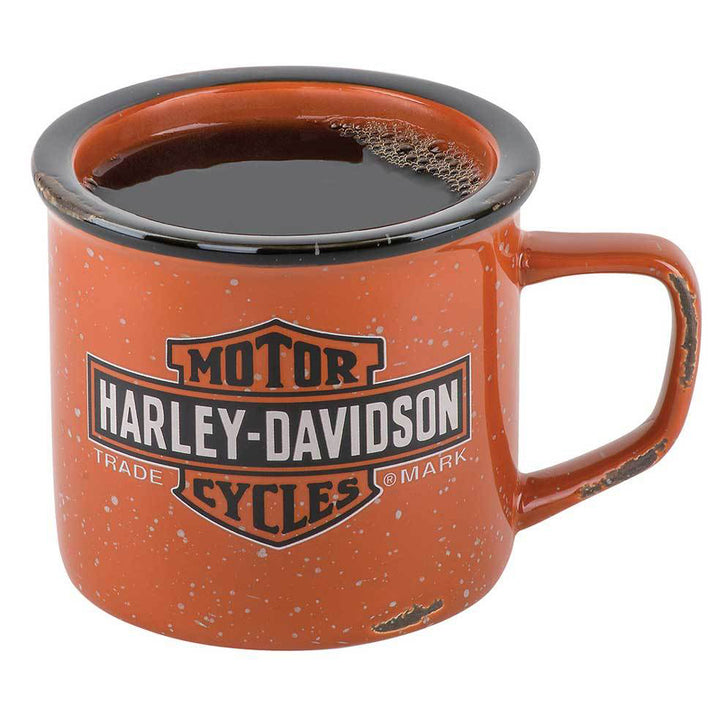 Trademark Bar & Shield Logo Campfire Mug HDX-98620