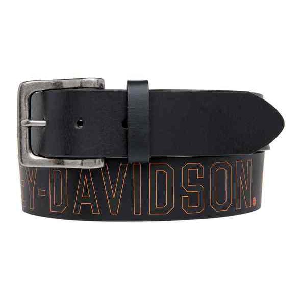 Men's Milwaukee Leather Belt HDMBT11031
