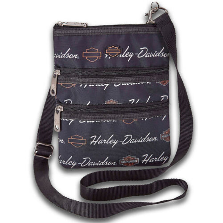 Women's Cross-Body Crossbody Sling Purse Signature 99616