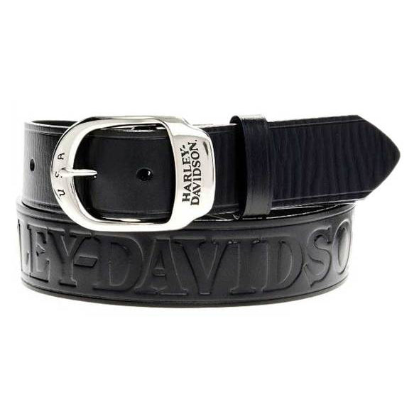 Men's Slide Leather Belt HDMBT10588