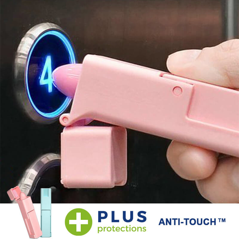 PlusProtections™ Anti-Touch™