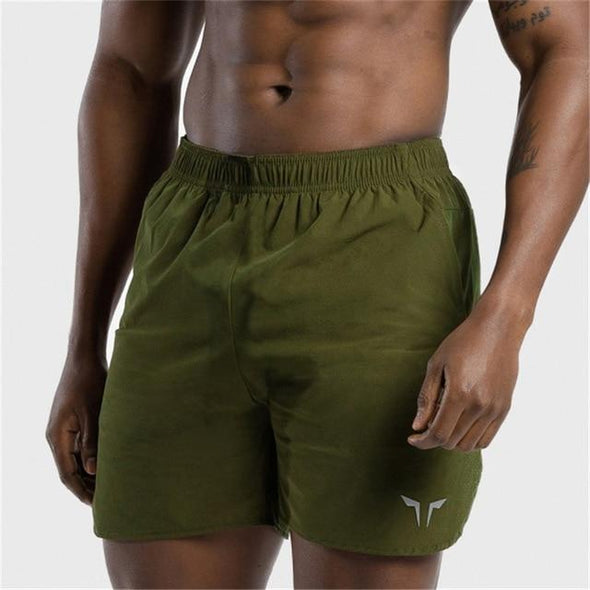 Mens Beach Shorts Summer Swim Shorts Comfy Swim Trunks Breathable Sport Shorts for Gym