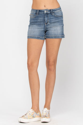 Judy Blue Everyday Shorts