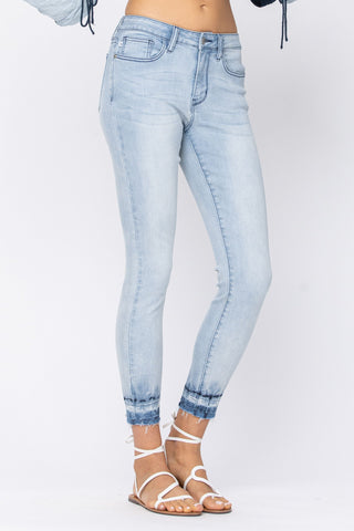 Judy Blue Light Ombre Skinny