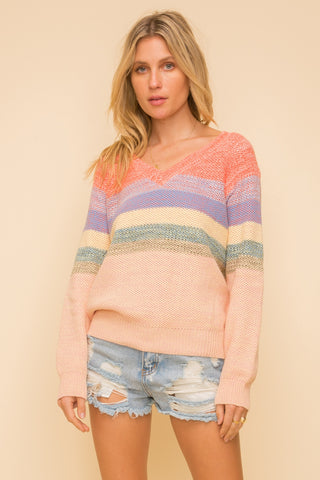 Springtime Sweater