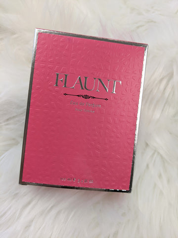 Flaunt Fragrance
