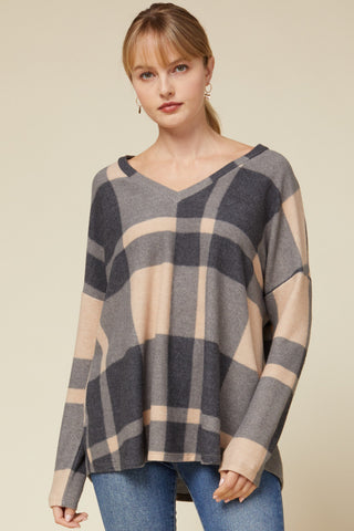 Plaid Time Long Sleeve