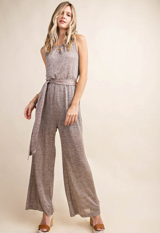 Mauve Moments Jumpsuit