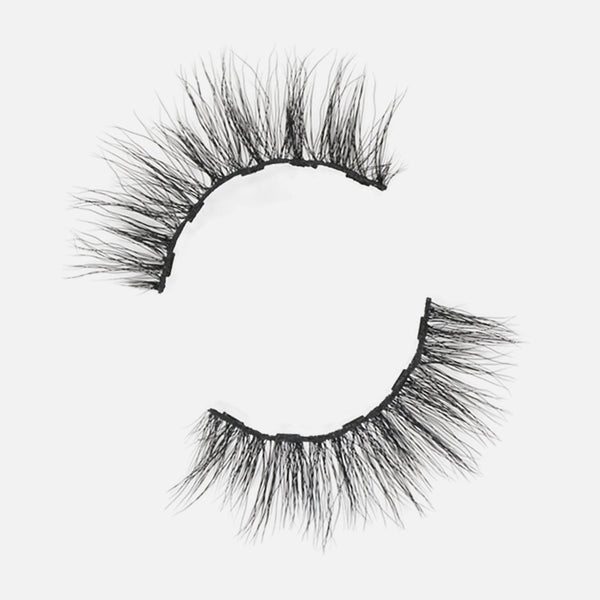 Amber Magnetic False Eyelashes - Lola's Lashes