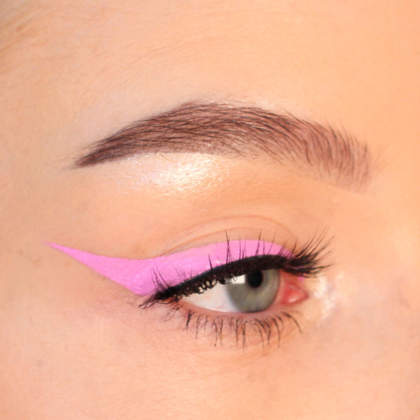 Magnetic Eyelashes and Eyeliner - Flick & Stick Fruit Punch Adhesive Eyeliner - Sugar Melon - Lola's Lashes