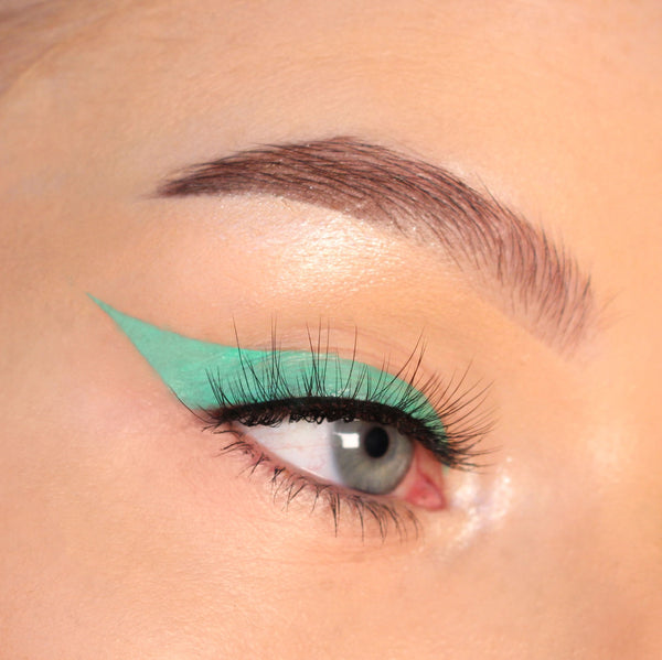Magnetic Eyelashes and Eyeliner - Flick & Stick Fruit Punch Adhesive Eyeliner - Encourage Mint - Lola's Lashes