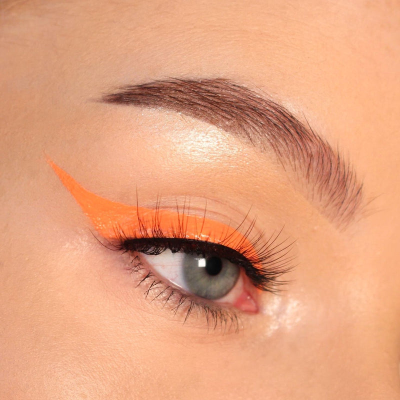 Magnetic Eyelashes and Eyeliner - Flick & Stick Fruit Punch Adhesive Eyeliner - Orange You Sweet - Lola's Lashes