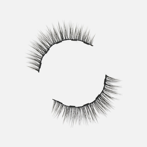Jade Magnetic False Eyelashes - Lola's Lashes
