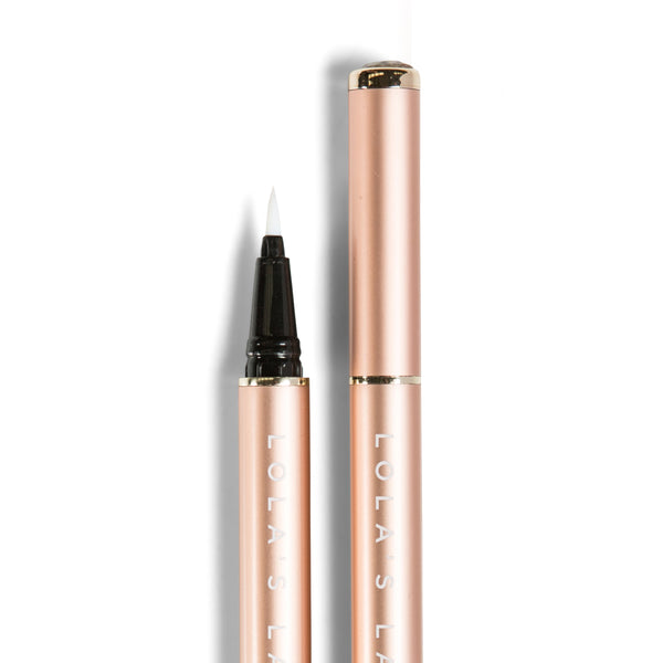 Flick and Stick Adhesive Eyeliner Precision Pen - Clear - Lola's Lashes