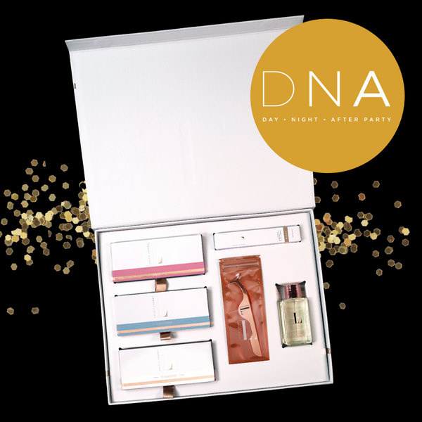 Magnetic Eyelashes and Eyeliner - Limited Edition D.N.A Complete Collection Box - Lola's Lashes